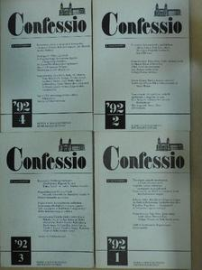 Albert Gábor - Confessio 1992/1-4. [antikvár]