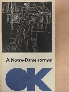 Alain Robbe-Grillet - A Notre-Dame tornyai [antikvár]