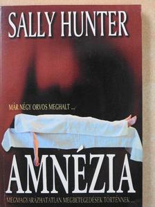 Sally Hunter - Amnézia [antikvár]