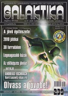 BURGER ISTVÁN - Galaktika 239. XXXI. évf., 2010. február [antikvár]
