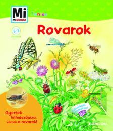 Bärbel Oftring - Mi MICSODA Junior - Rovarok