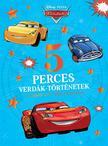 Disney - 5 perces Verdák-történetek - 12 száguldó mese Villám McQueennel