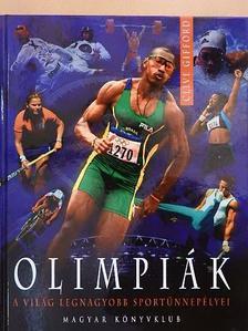 Clive Clifford - Olimpiák [antikvár]