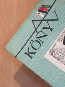 Bogáti Péter - A Könyv 1962. július [antikvár]