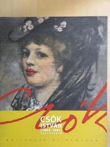 Budai Rita - Csók István [1865-1961] festészete  [antikvár]