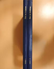 Domonkos László - Élet és Irodalom 1988. (nem teljes évfolyam) I-II. [antikvár]