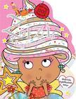 Zizi, a fagyitündér - matricás foglalkoztatókönyv