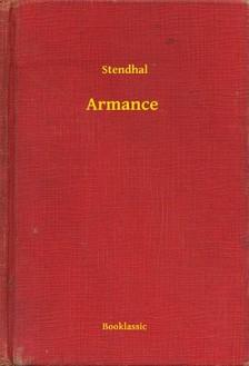 Stendhal - Armance [eKönyv: epub, mobi]