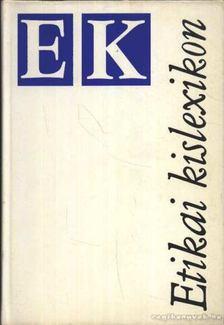 Drobnyickij - Etikai kislexikon [antikvár]