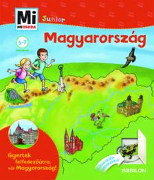 Francz Magdolna, Rozgonyi Sarolta - Mi MICSODA Junior - Magyarország