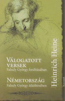 Heine, Heinrich - Válogatott versek / Németország [antikvár]