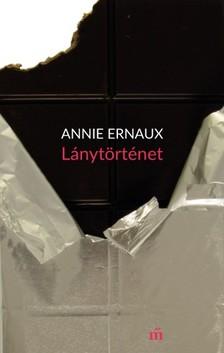 Ernaux, Annie - Lánytörténet [eKönyv: epub, mobi]