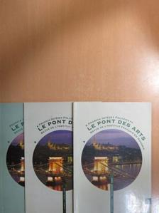 Alain Touraine - Le pont des Arts 1995/1-3 [antikvár]