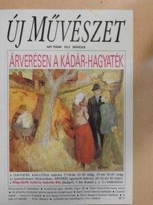 Ács Piroska - Új Művészet 1993. március [antikvár]