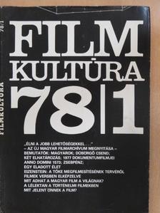 Bajor Nagy Ernő - Filmkultúra 1978. január-február [antikvár]