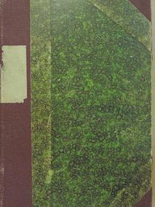 Bálint Sándor - Természettudományi Közlöny 1913. január-december/Pótfüzetek a Természettudományi Közlönyhöz 1912. január-december [antikvár]