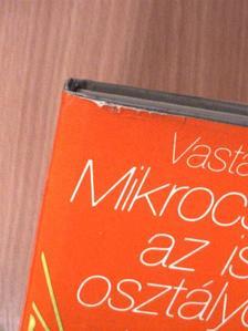 Vastagh Zoltán - Mikrocsoportok az iskolai osztályokban (dedikált példány) [antikvár]