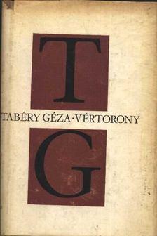 Tabéry Géza - Vértorony [antikvár]
