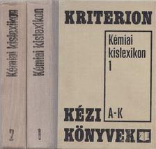 Felszeghy Ödön - Kémiai kislexikon I-II. kötet [antikvár]