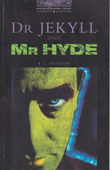 ROBERT LOUIS STEVENSON - Dr. Jekyll and Mr. Hyde [antikvár]