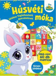Szalay Könyvkiadó - Húsvéti móka - játékos foglalkoztató gyerekeknek