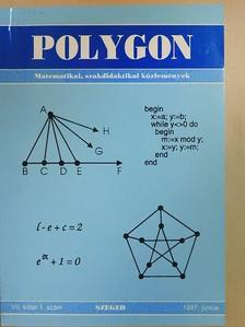 Balogh József - Polygon 1997. június [antikvár]