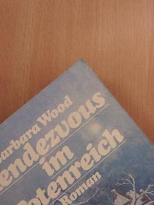 Barbara Wood - Rendezvous im Totenreich [antikvár]
