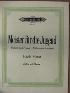 Joseph Haydn - Meister für die Jugend/Masters for the Young/Maitres pour la jeunesse [antikvár]