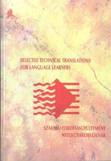 Köves István - Szakmai fordításgyűjtemény nyelvgyakorlóknak / Selected Technical Translations for Language Learners [antikvár]