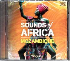 SOUNDS OF AFRICA MOZAMBIQUE CD YINGUICA