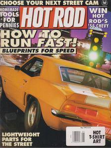 Jeff Smith - Hot Rod 1992. May [antikvár]