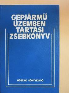 Dr. Csordás György - Gépjármű üzemben tartási zsebkönyv [antikvár]