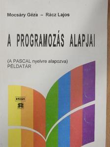 Mocsáry Géza - A programozás alapjai [antikvár]