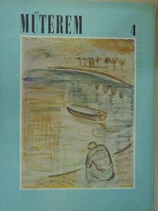 André Murain - Műterem 1958. április [antikvár]