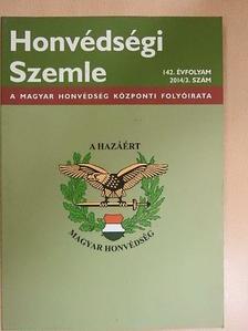 Bíró László - Honvédségi Szemle 2014/3. [antikvár]