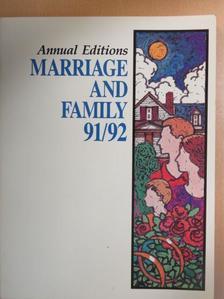 Andrew Mason - Marriage and Family 91/92 [antikvár]