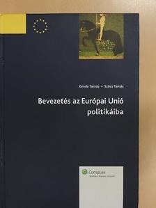Balázs Péter - Bevezetés az Európai Unió politikáiba [antikvár]