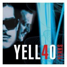 Yello - YELLO 40 YEARS 2CD BET OF
