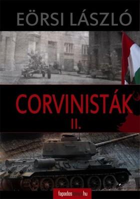 EÖRSI LÁSZLÓ - Corvinisták II. kötet [eKönyv: epub, mobi]