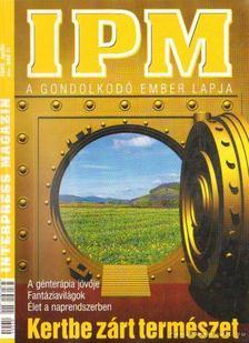 Mezővári Gyula dr. - Inter Press Magazin 2003. április 4. szám [antikvár]