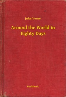 Jules Verne - Around the World in Eighty Days [eKönyv: epub, mobi]