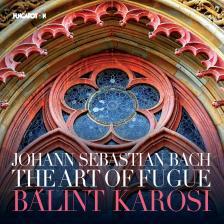 Bach - THE ART OF FUGUE 2CD KAROSI BÁLINT