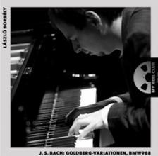 Bach - GOLDBERG VARIATIONEN 2LP BORBÉLY ZAK