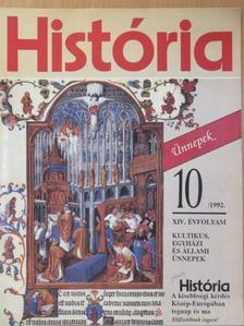 Burucs Kornélia - História 1992/10. [antikvár]