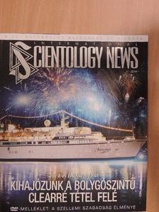 L. Ron Hubbard - International Scientology News 2014. augusztus - DVD-vel [antikvár]