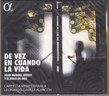 SERRAT - DE VEZ EN CUANDO LA VIDA CD ALARCON