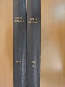 Knézy Judit - Élet és Tudomány 1978. január-december I-II. [antikvár]
