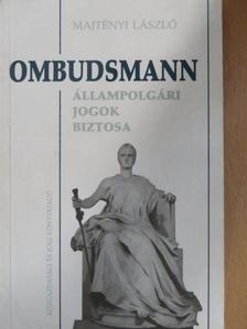 Majtényi László - Ombudsmann [antikvár]