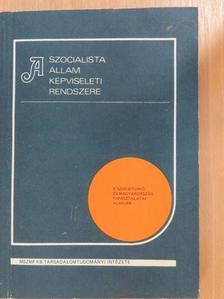 D. L. Zlatopolszkij - A szocialista állam képviseleti rendszere [antikvár]