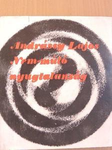 Andrássy Lajos - Nem-múló nyugtalanság [antikvár]